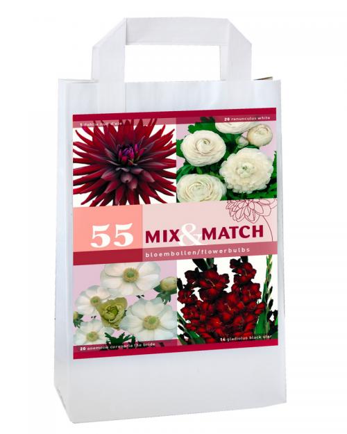 Mix & Match Zwart-Wit