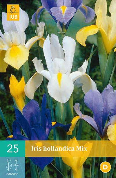 Iris Mix 25st.