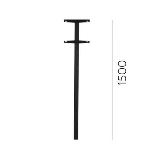 Standaard Allux 1003, verzinkt