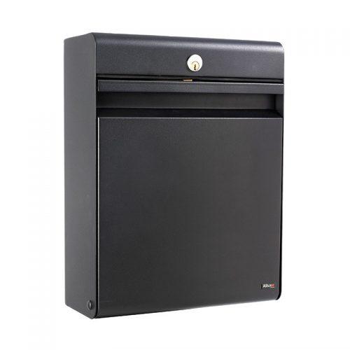 brievenbus holscher zwart