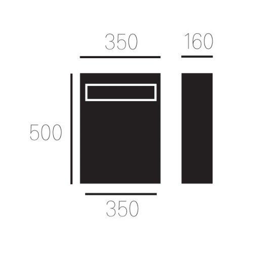 5000 ZWART