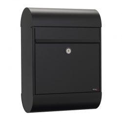 Brievenbus Allux 6000, zwart