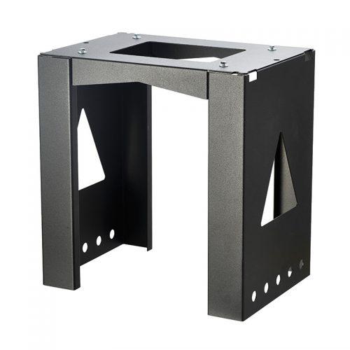 Montage pakketzuil Allux 8002, zwart