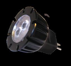 Power LED lamp MR11 2W 12V