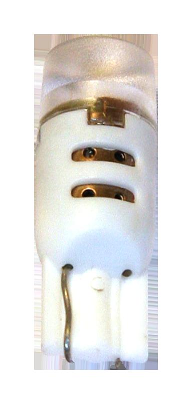 LED lamp T10 (T15) 1,5W 12V