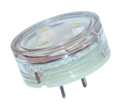 SMD LED unit lamp 0,5W 12V (3 stuks) wit