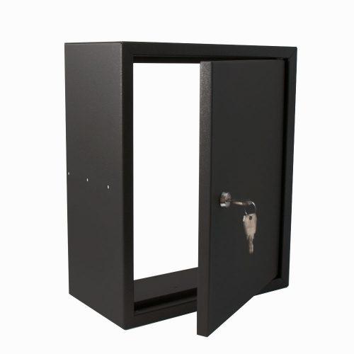 Stoer! inbouwkast zwart 215mm