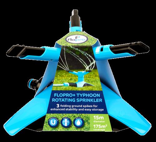 Flopro+ cirkelsproeier Typhoon