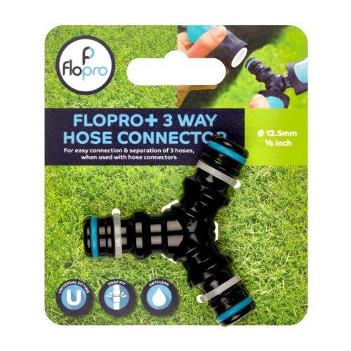 Flopro+ koppelstuk drieweg