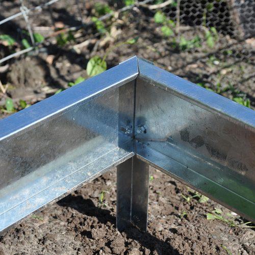 Fundering Popular 66, aluminium