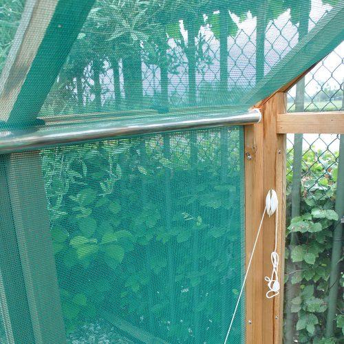 Rolscherm New Classic 106/108, 1 zijde, groen