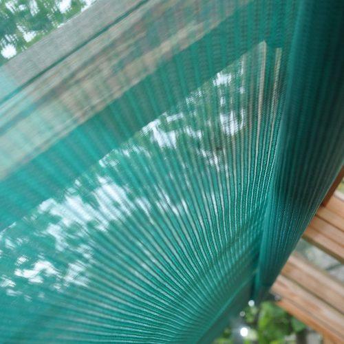 Rolscherm New Classic 66, 1 zijde, groen