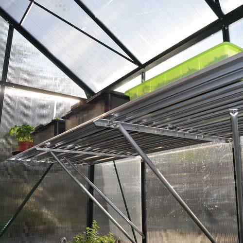 Kweektafel Alu Grower 200, aluminium