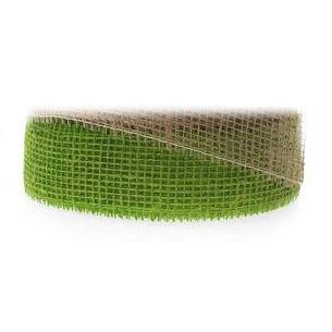 Jute lint groen