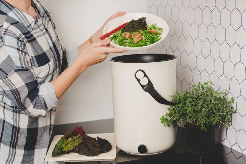 Bokashi-keukenemmer Design