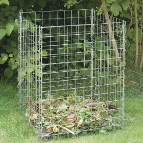 Compostkorf verzinkt 60 x 60 x 80cm