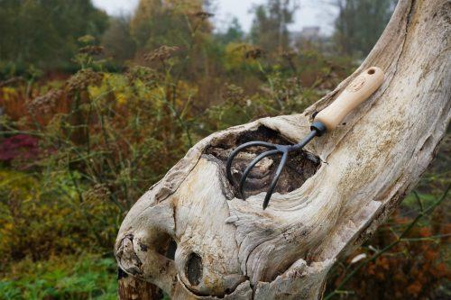 Cultivator 3 tanden gesmeed staal
