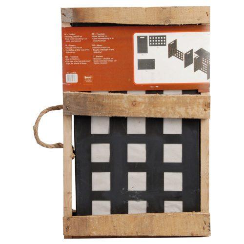 Vuurkorf Cube - Gratis verzending!