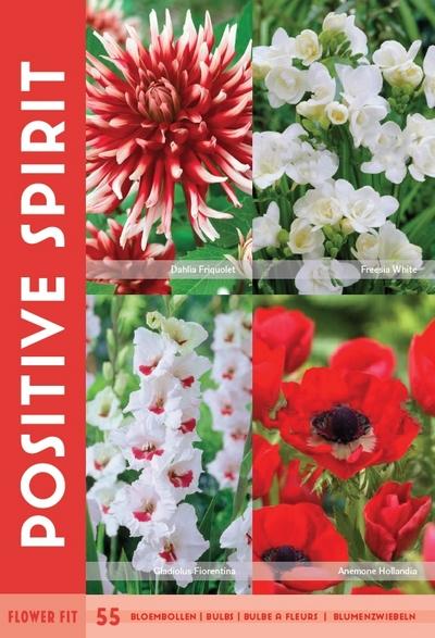 Flower Fit Positive Spirit 55st.