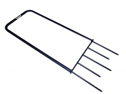 Gazonbeluchter gesmeed staal