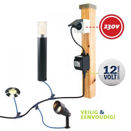 Schroefconnector SPT-1W
