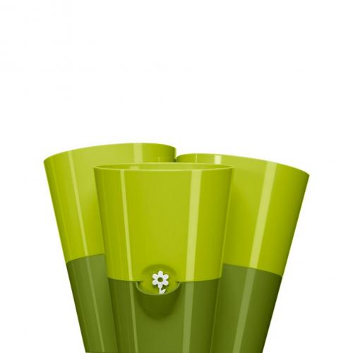 Kruidenpot Trio groen