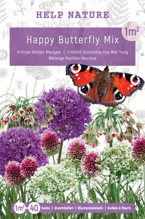 Happy Butterfly Mix