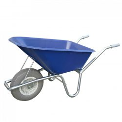 Kruiwagen 100L Blauw