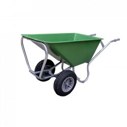 Kruiwagen 160L 2 wielen