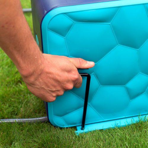 Flopro+ Auto oprol Cube met 20m. tuinslang
