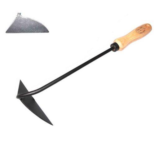 Schrepel rechts gesmeed staal