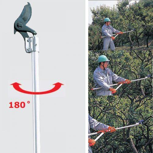 Snoeischaar Heavy Duty 180cm/40mm