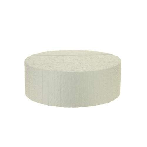 Styropor cake 30 cm (2 stuks)