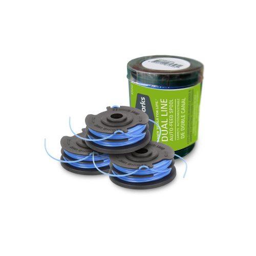 Nylondraad met spoel voor trimmer 24V