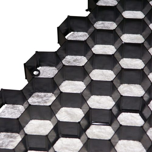 Trudigravel 120x80x3cm zwart