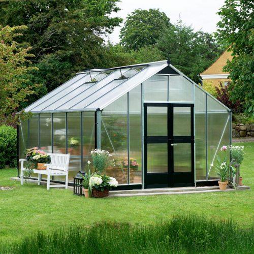 Tuinkas Gardener 161, polycarbonaat