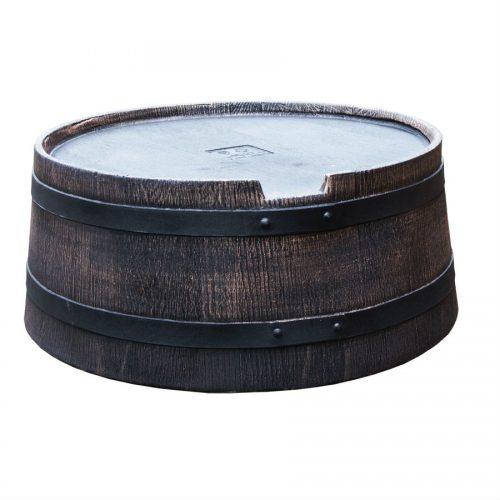 Voet voor regenton Roto Houtlook 360 liter bruin