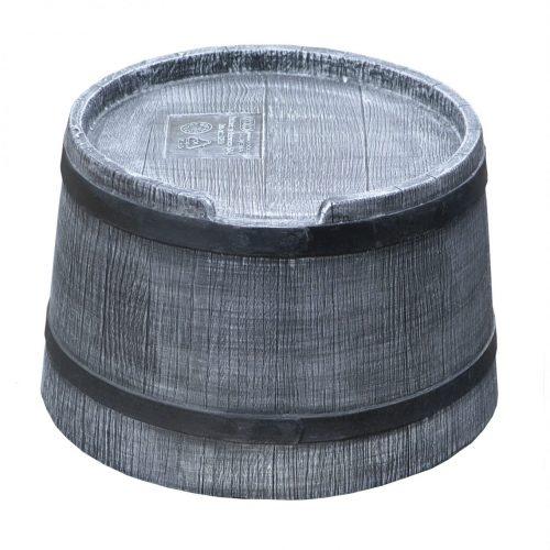 Voet voor regenton Roto Houtlook 50 liter grijs