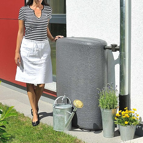 Wandton Garantia Terranova 275 liter antraciet