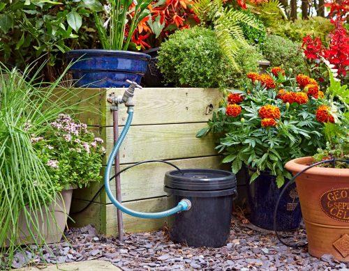 Waterreservoir systeem Flopro